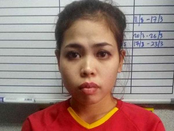 Jika 21 Hari Tak Terbukti Bersalah, Siti Aisyah Terduga Pembunuh Kim Jong Nam Akan Dibebaskan