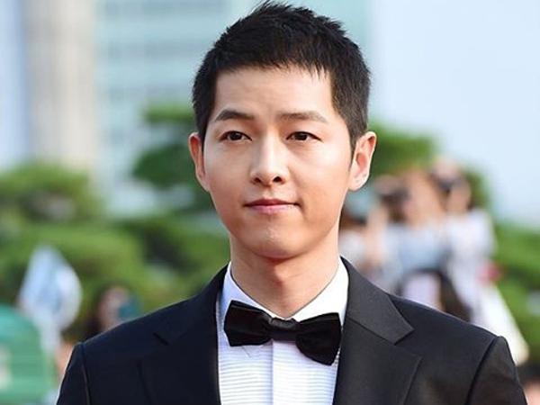 Song Joong Ki Sudah Prediksi Kesuksesan Drama KBS 'Moonlight Drawn by Clouds'?
