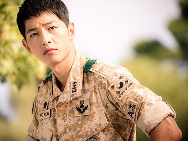 Jadi Viral, Foto Song Joong Ki di Barak Tentara Ini Bikin Kamu Kangen Kapten Yoo Si Jin!