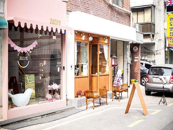 Menyusuri Jalanan Rahasia yang Trendi di Seoul, Songnidan-gil Road