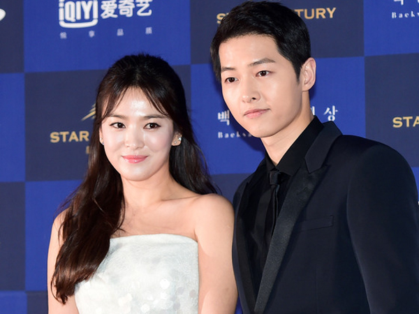 Kalahkan Seleb Korea Terkenal Lainnya, Song-Song Couple Puncaki Peringkat Hasil Riset Ini