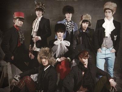 Super Junior M Rilis Foto dan Tanggal Perilisan Album Terbaru