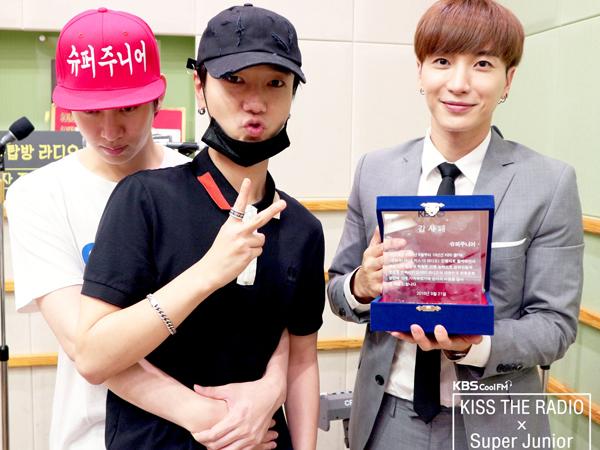 10 Tahun Mengudara, Member Super Junior Rayakan Hari Jadi 'Sukira'