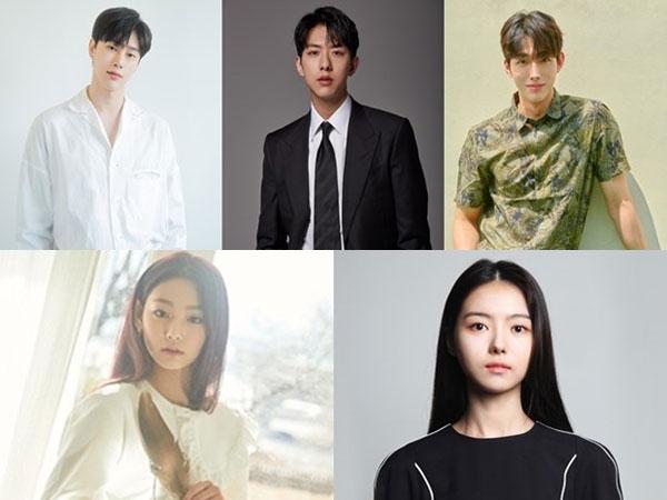 Kwon Hyun Bin, Lee Jung Shin, Hingga Mina gugudan Bintangi Drama Baru