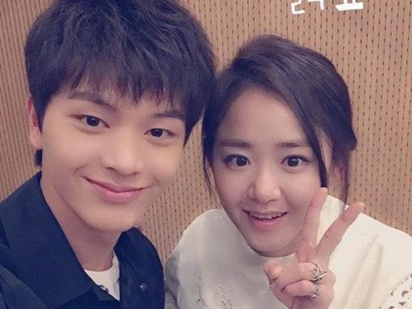 Main Drama Bareng, Sungjae BTOB Berjanji Nyanyikan OST Bareng Moon Geun Young?