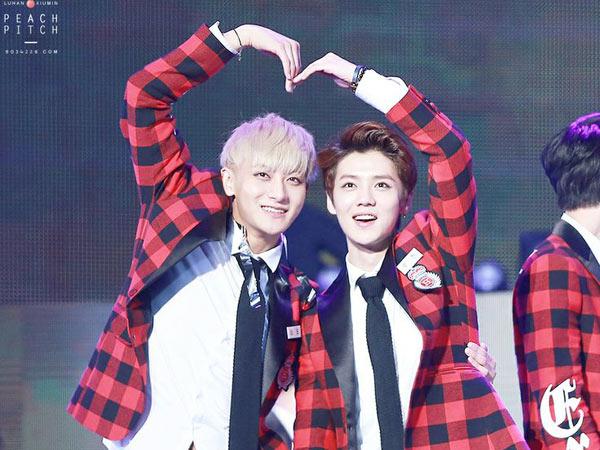 So Sweet, Dua Mantan Member EXO Saling Bertukar 'Pesan Cinta' di Hari Ultah