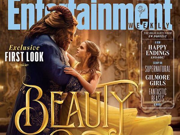 Terjawab, Emma Watson Berubah Jadi Putri Manis di Teaser Film 'Beauty and The Beast'