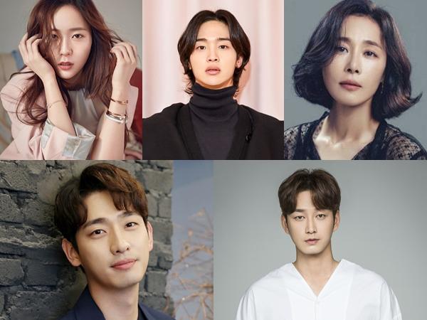 Drama OCN Ungkap Pembagian Karakter Dalam Drama 'Search'