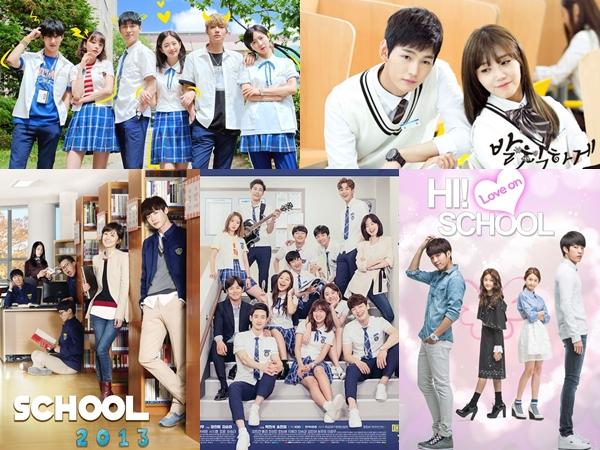 Deretan Drama Populer Tentang Kehidupan Masa Sekolah (Part 2)
