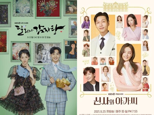 Mabok Drakor, Yuk Nonton 3 Drama Korea Terbaru yang Tayang Minggu Ini