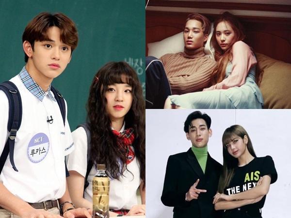 Deretan Idol K-Pop Ini Didukung untuk Pacaran oleh Fans