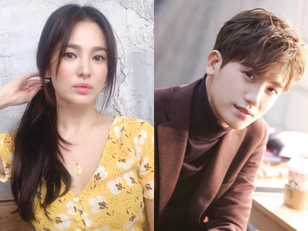 Park Hyung Sik Kirim Truk Kopi Untuk Song Hye Kyo ke Lokasi Syuting