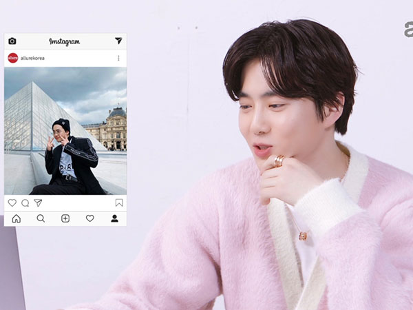 Tips Berfoto dan Mengatur Instagram Feed Kece nan Estetik Ala Suho EXO