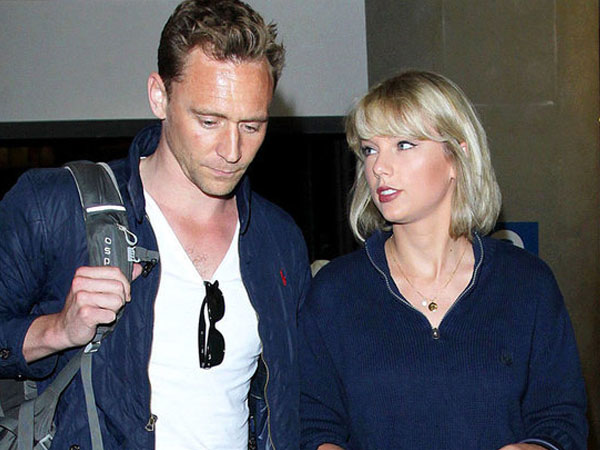 Isu Rekayasa Mencuat, Kisah Cinta Tom Hiddleston dan Taylor Swift Palsu?