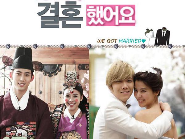 Variety Show 'We Got Married' Kabarnya Diproduksi Lagi, Ini Kata MBC