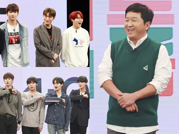 Wanna One Sukses Buat Jung Hyung Don Stress di Episode Perdana Variety 'Idol Room'