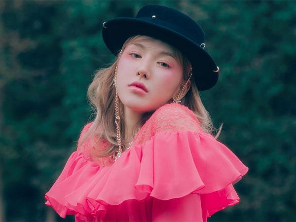 Wendy Red Velvet Jadi Anggota Honor Society di Community Chest of Korea