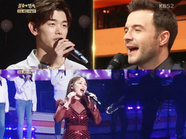 Penampilan Memukau Para Penyanyi Korea Bawakan Lagu Hits Westlife, Bikin Merinding Tuai Pujian Shane Filan