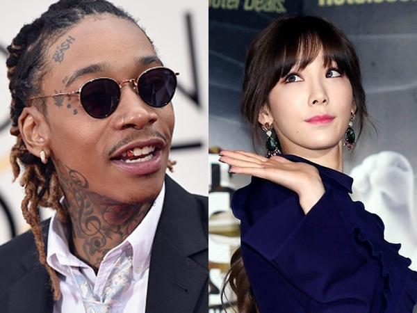 Kolaborasi di MAMA 2016 Mendadak Batal, Wiz Khalifa Curhat Soal Taeyeon di Media Sosial