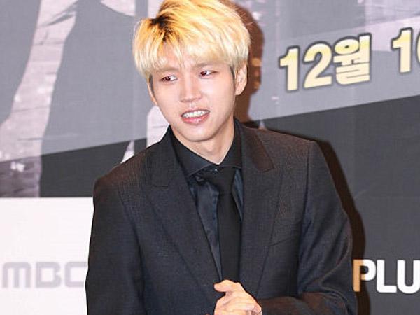 Susul Dua Rekannya, Woohyun Infinite Juga Siap Main Film!
