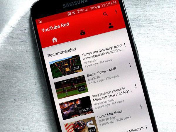 Belum Menyerah, YouTube Siapkan Pesaing Spotify dan Apple Music