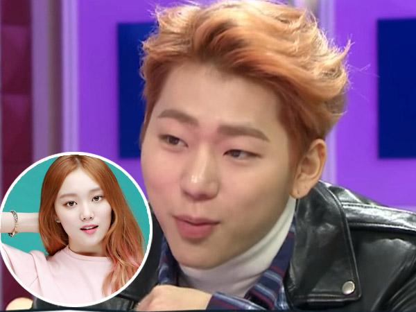 Ini Tanggapan Zico Block B Tentang Rumor Pacarannya dengan Aktris Lee Sung Kyung