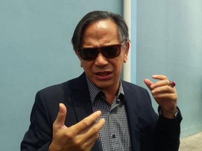 Cerita Aktor Ray Sahetapy yang Tak Kuat Teringat Kampung Halaman Karena Gempa Palu-Donggala