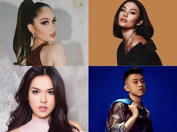 4 Selebriti Indonesia Masuk Daftar Forbes Asia's 100 Digital Stars