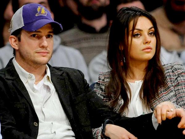 Usai Bertengkar Hebat, Ashton Kutcher dan Mila Kunis Putuskan Akan Bercerai?