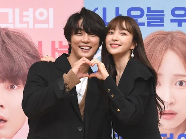 Kata Yoon Shi Yoon dan Hani EXID Soal Adegan 'Memalukan' di Drama You Raise Me Up