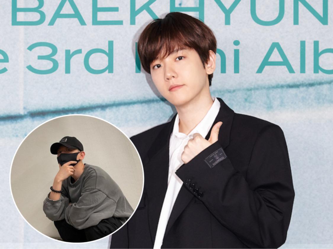 Baekhyun EXO Resmi Masuk Wajib Militer Hari Ini