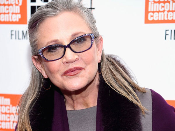 Kena Serangan Jantung, Carrie Fisher 'Star Wars' Meninggal Dunia