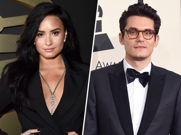 Malam Mingguan Bareng, Demi Lovato Kencan dengan John Mayer?