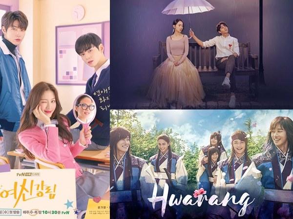 5 Drama Korea Terbaik yang Diperankan Idola K-Pop (Part 1)