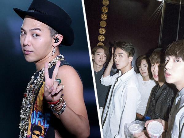 WINNER Tunjukkan Rasa Kagumnya Terhadap G-Dragon