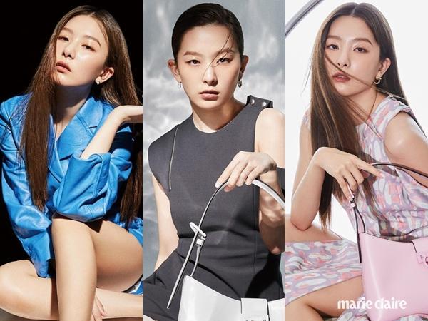 Bedah Fashion Pemotretan Terbaru Seulgi Red Velvet, Harga Outfit Fantastis!
