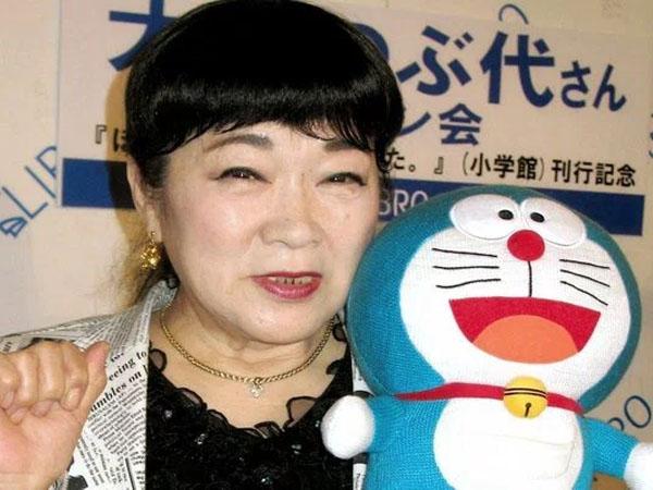 26 Tahun Isi Suara Doraemon, Nobuyo Oyama Tak Ingat Lagi Dengan Karakter Si Robot Kucing