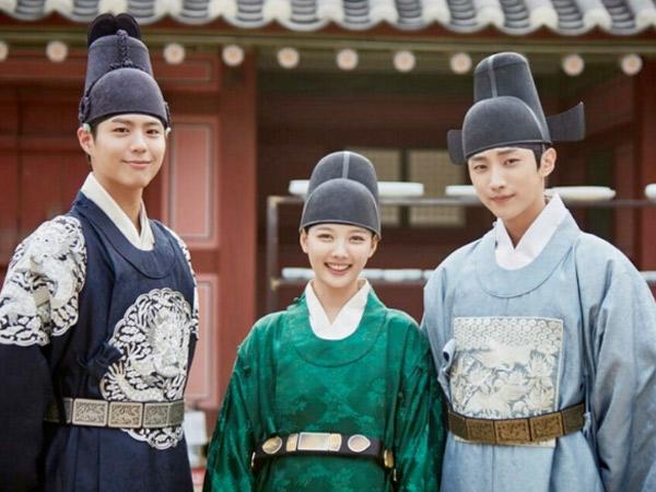 Sukses Hingga Episode Terakhir, Intip Cara Para Pemain 'Moonlight Drawn by Clouds' Ucapkan Terima Kasih