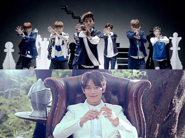 Romeo Terjebak dalam Labirin Buatan Minho SHINee di Video Musik 'Miro'
