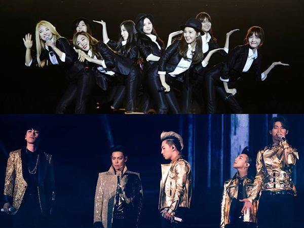 Wow, Fans SNSD dan Big Bang Jadi Fandom K-Pop yang Paling Aktif di Twitter Tahun 2014!