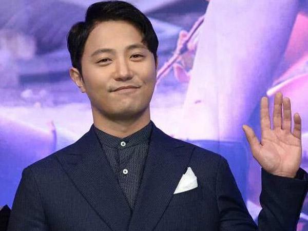 Sweet, Jin Goo Tebar Ucapan dan Tanda Hati Kepada Pemirsa 'Descendants of the Sun'!