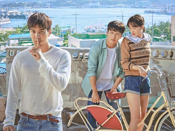 Bocoran Cinta Segitiga Antara Kang Ha Neul, Gong Hyo Jin, dan Kim Ji Suk di Drama Terbaru