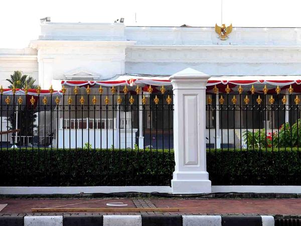 Perayaan HUT RI ke-69 di Istana Negara Habiskan Dana 11 M, Ini Rinciannya