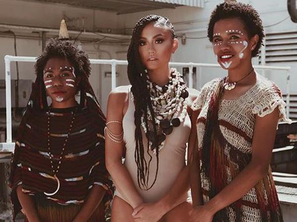Bergaya Ala Wanita Papua di Lagu Terbaru, Agnez Mo Tak Lepas dari Kritik
