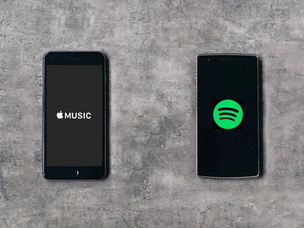 Apple Music Berhasil Susul Jumlah Pengguna Berbayar Spotify