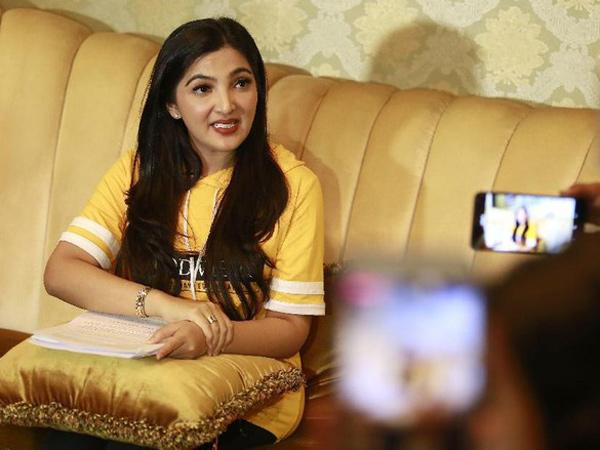 Klarifikasi Ashanty Soal Kasus Bisnis Kosmetik Hingga Digugat Rp 9,4 Miliar