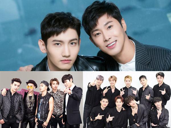 Netizen Korea Ungkap 3 Boy Group dengan Pendapatan Terkaya Sepanjang Karirnya