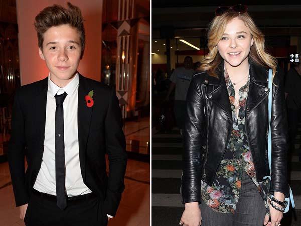 Brooklyn Beckham Dan Chloe Moretz Berkencan?
