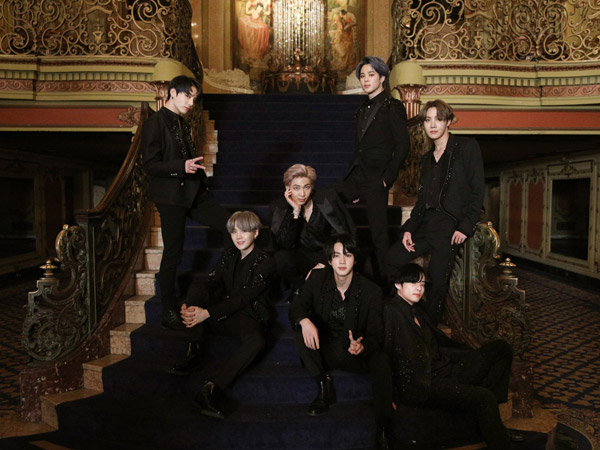 BTS Pertahankan Posisi Tinggi dalam Billboard 200 di Minggu ke-3 Perilisan 'Map of the Soul: 7'
