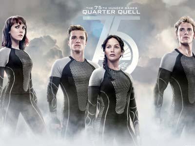 Duh, The Hunger Games 'Runtuh' Di Pasaran Inggris